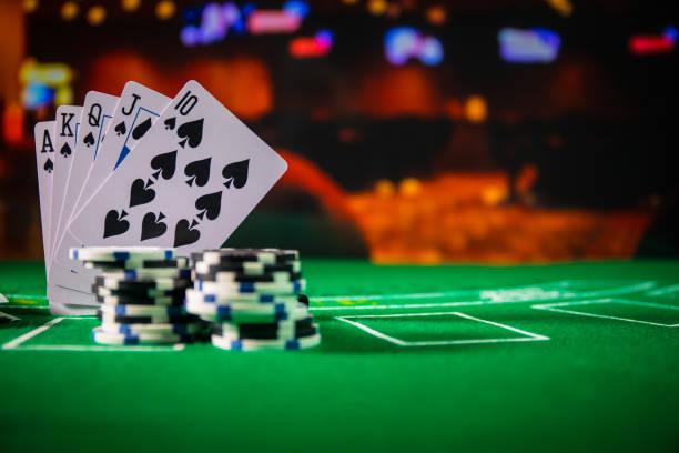 casino Une simple recherche de musique m'a conduit sur un casino en ligne